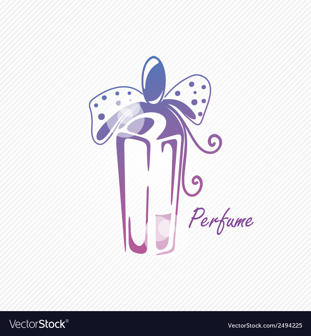 Perfume vector | Price: 1 Credit (USD $1)