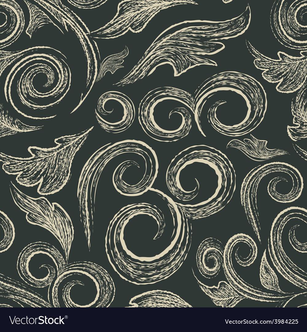 Sketchbook pattern vector | Price: 1 Credit (USD $1)