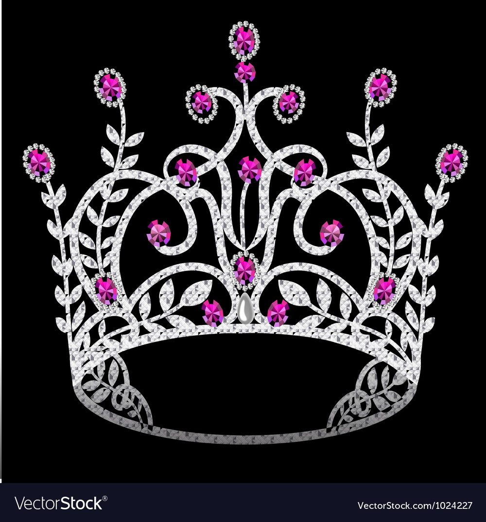 Gem crown vector | Price: 1 Credit (USD $1)