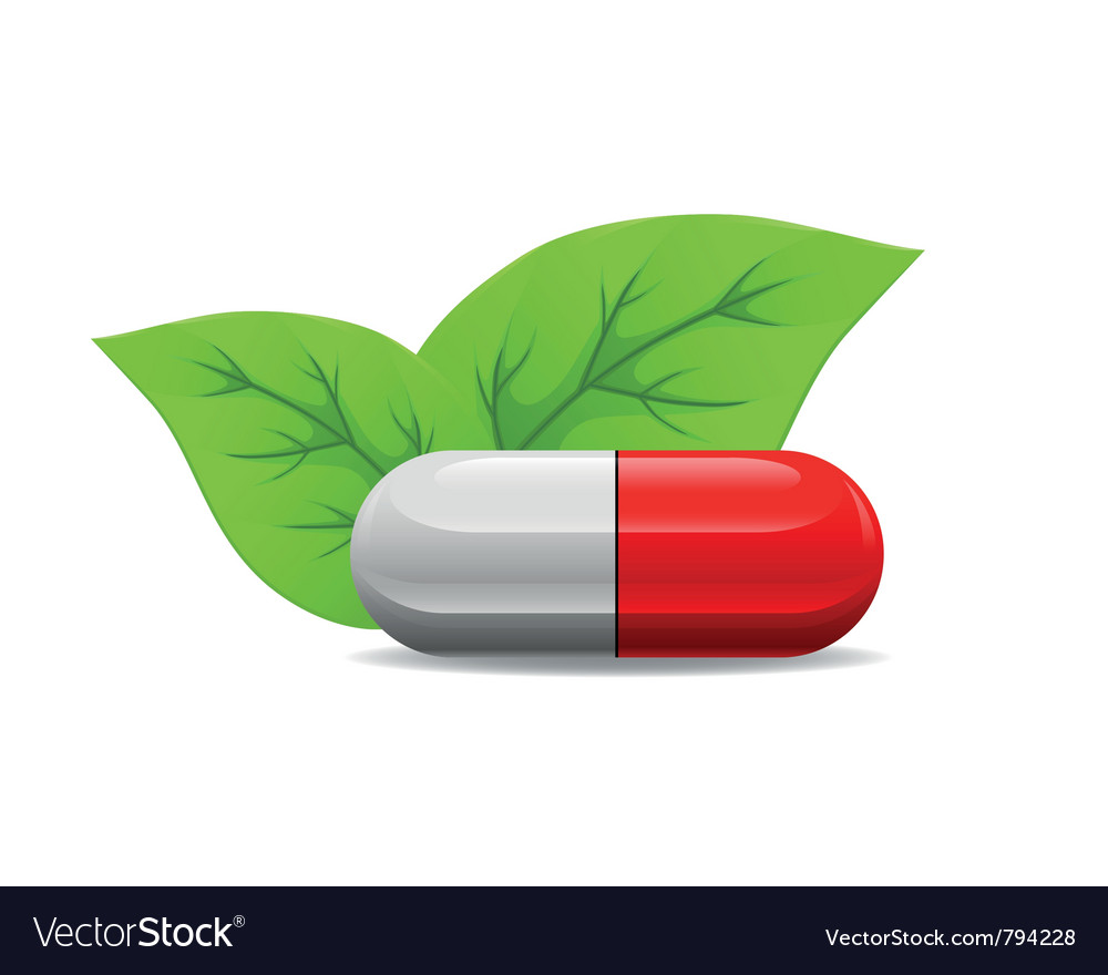 Medicine pill vector | Price: 1 Credit (USD $1)