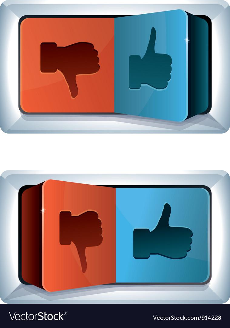 Social media internet concept vector | Price: 1 Credit (USD $1)