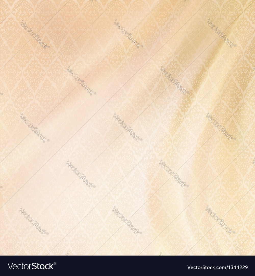 Abstract wedding fabric silk background vector | Price: 1 Credit (USD $1)