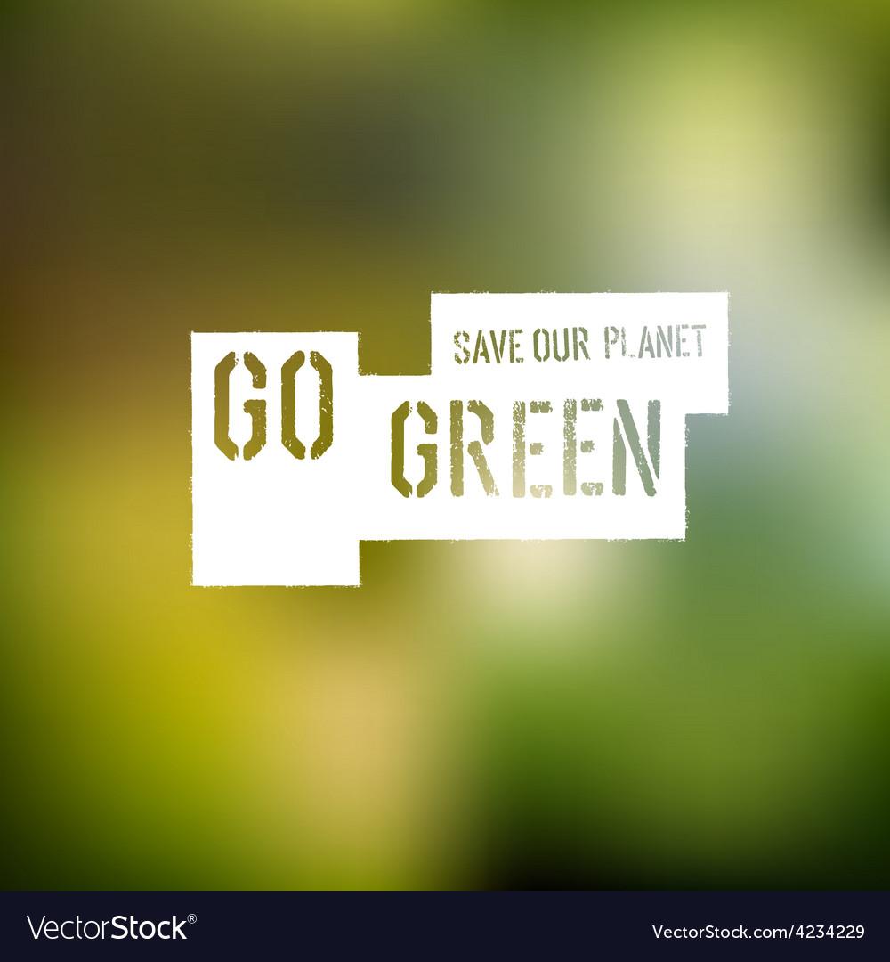Go green mesh vector   Price: 1 Credit (USD $1)