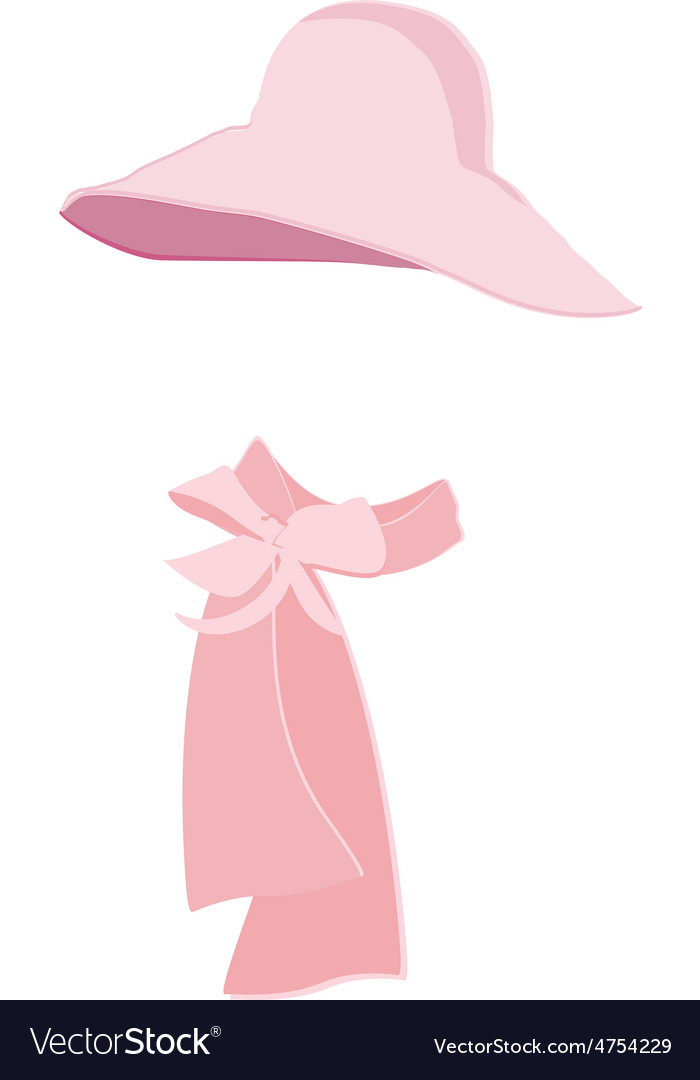 Hat and scarf vector | Price: 1 Credit (USD $1)