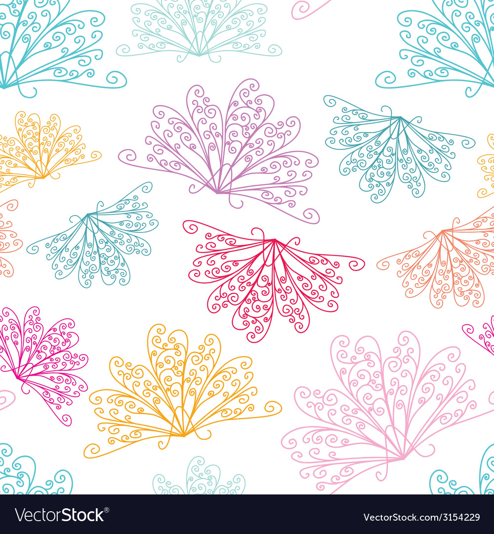 White abstract pattern vector | Price: 1 Credit (USD $1)
