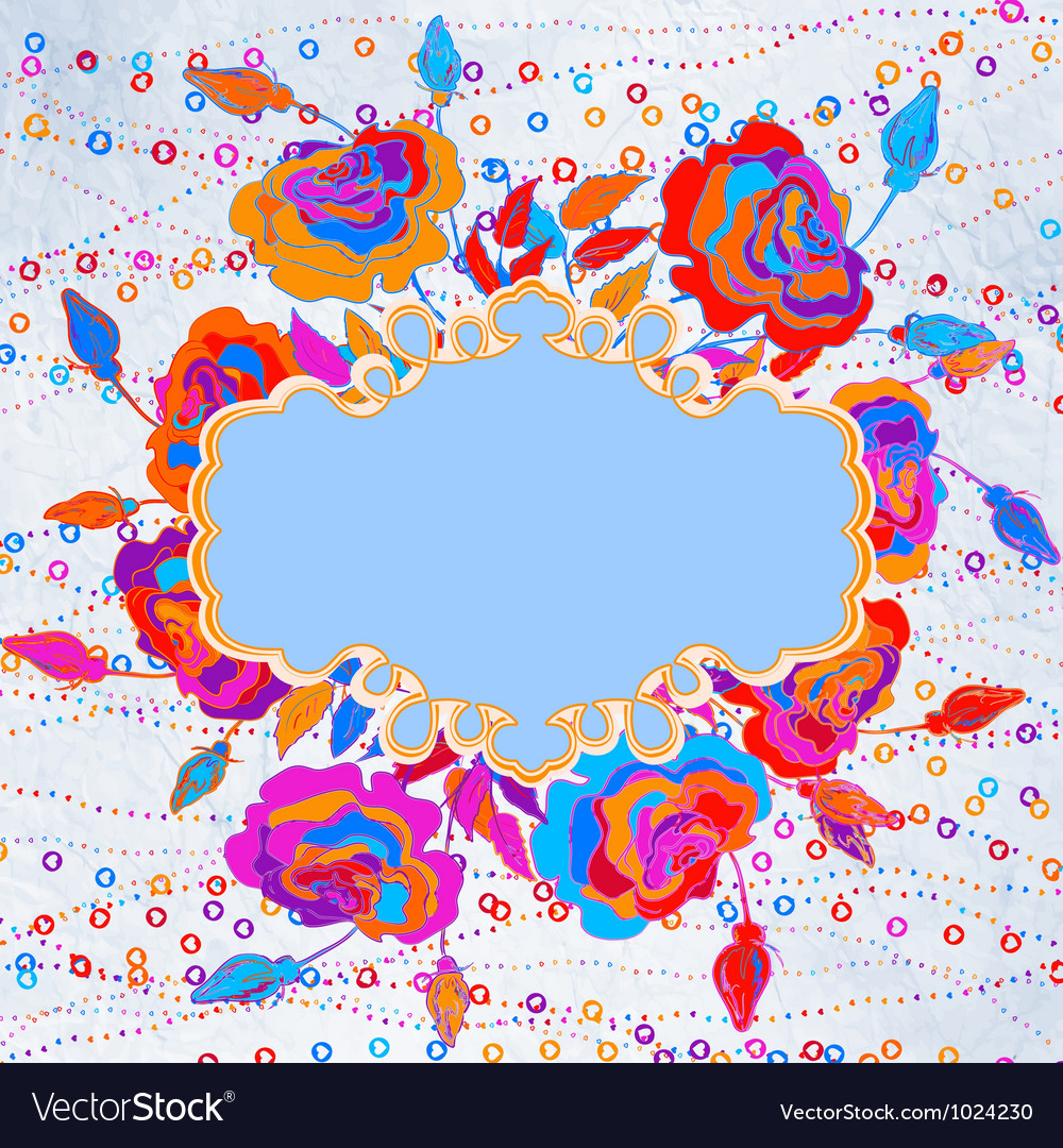 Elegance colorful texture for decorating eps 8 vector | Price: 1 Credit (USD $1)