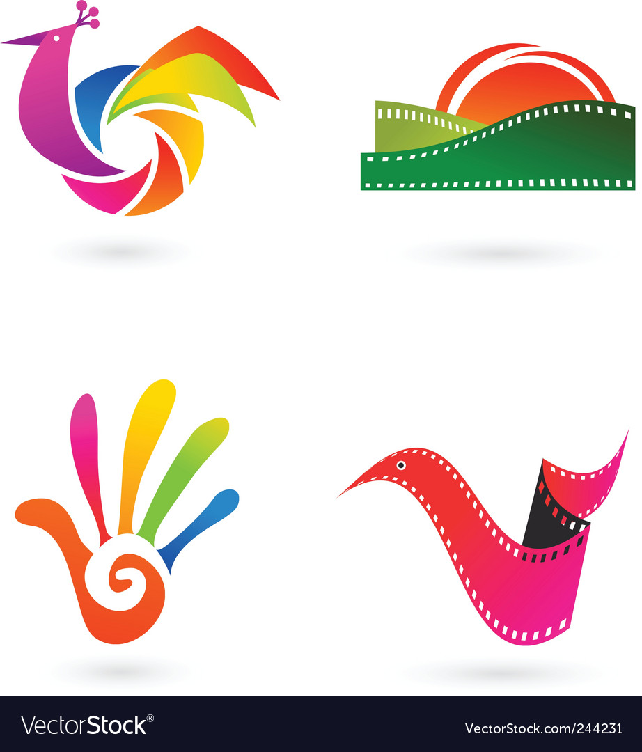 Cinema and entertainment vector | Price: 1 Credit (USD $1)