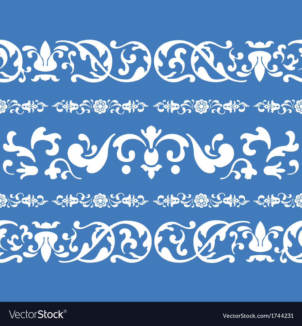 Folklore ornament pattern vector | Price: 1 Credit (USD $1)
