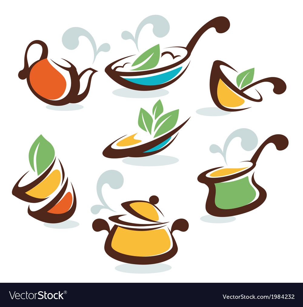 Common homemade food vector | Price: 1 Credit (USD $1)
