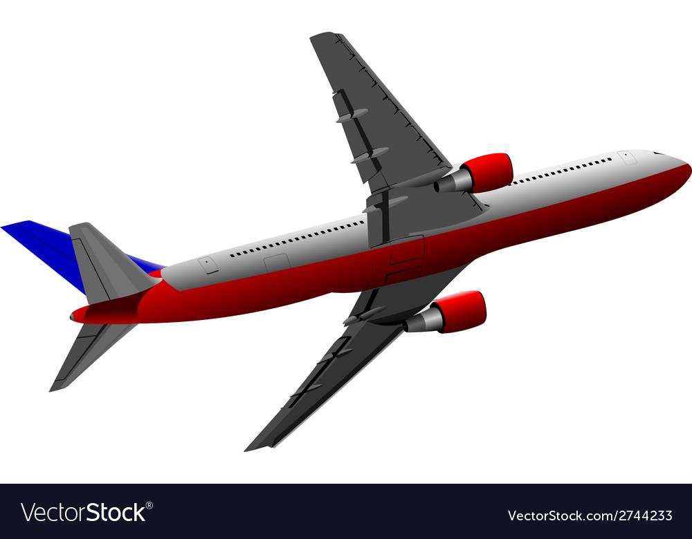 Al 0611 plane 01 vector | Price: 1 Credit (USD $1)