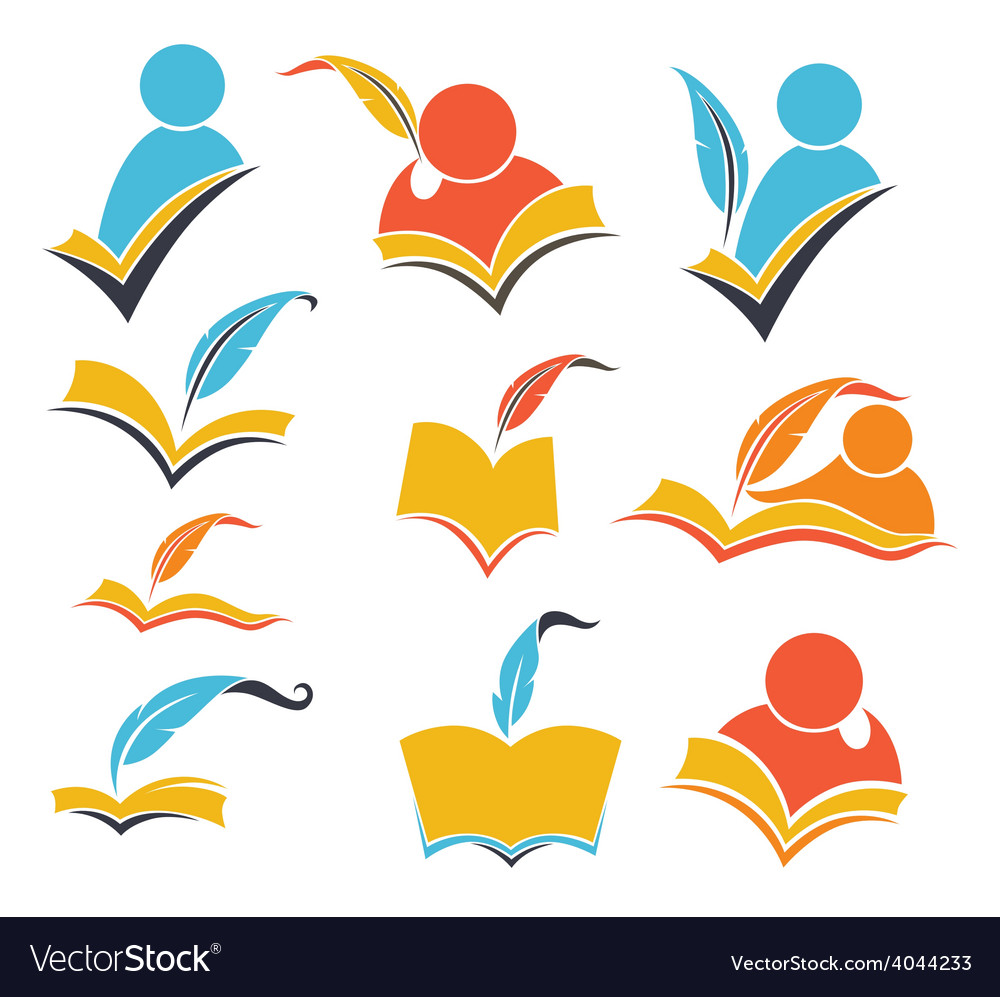 Books and education vector | Price: 1 Credit (USD $1)