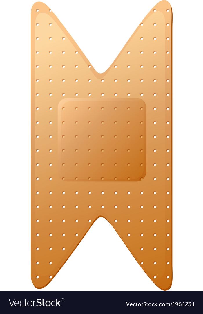 Plaster vector | Price: 1 Credit (USD $1)