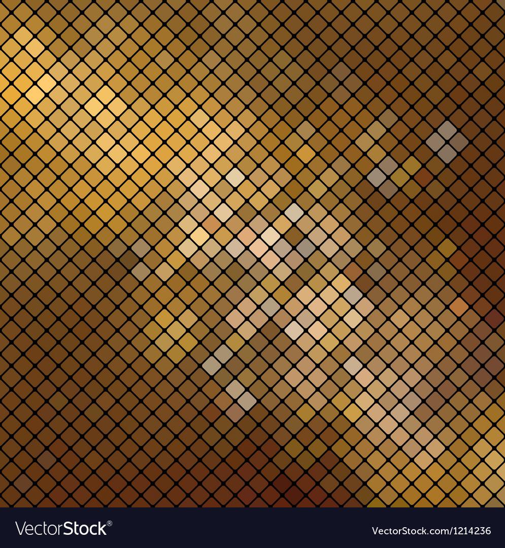 Dolden mosaic vector | Price: 1 Credit (USD $1)