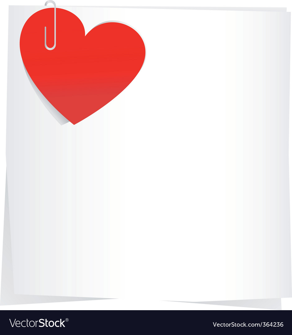 Sticker and hearts vector | Price: 1 Credit (USD $1)