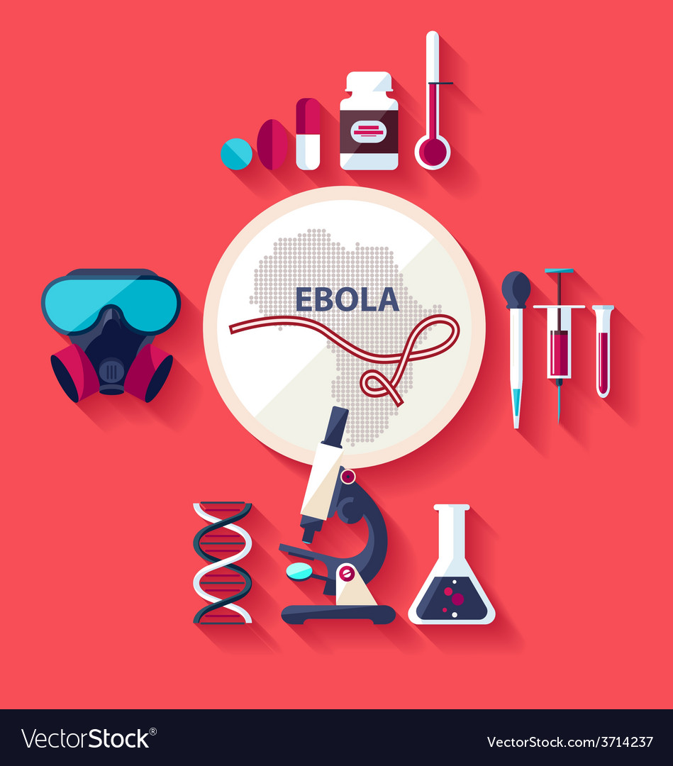 Virus ebola vector | Price: 1 Credit (USD $1)