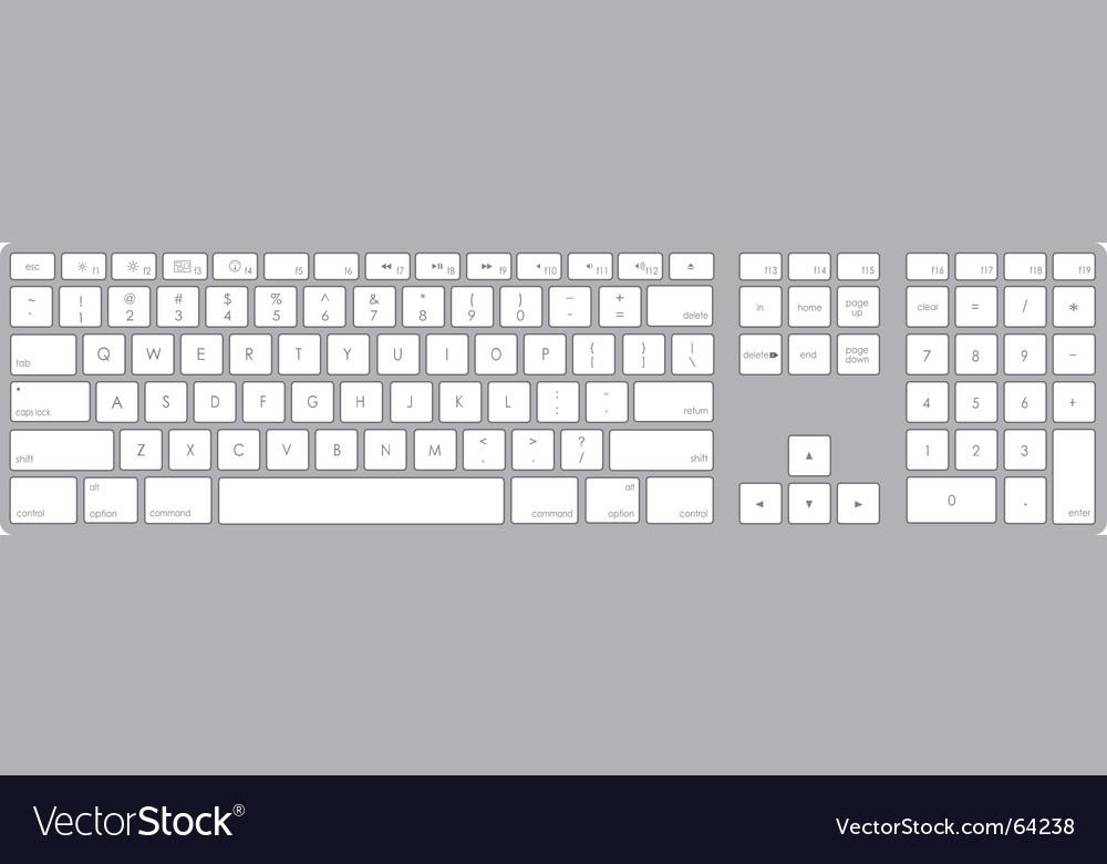 Keyboard vector   Price: 1 Credit (USD $1)