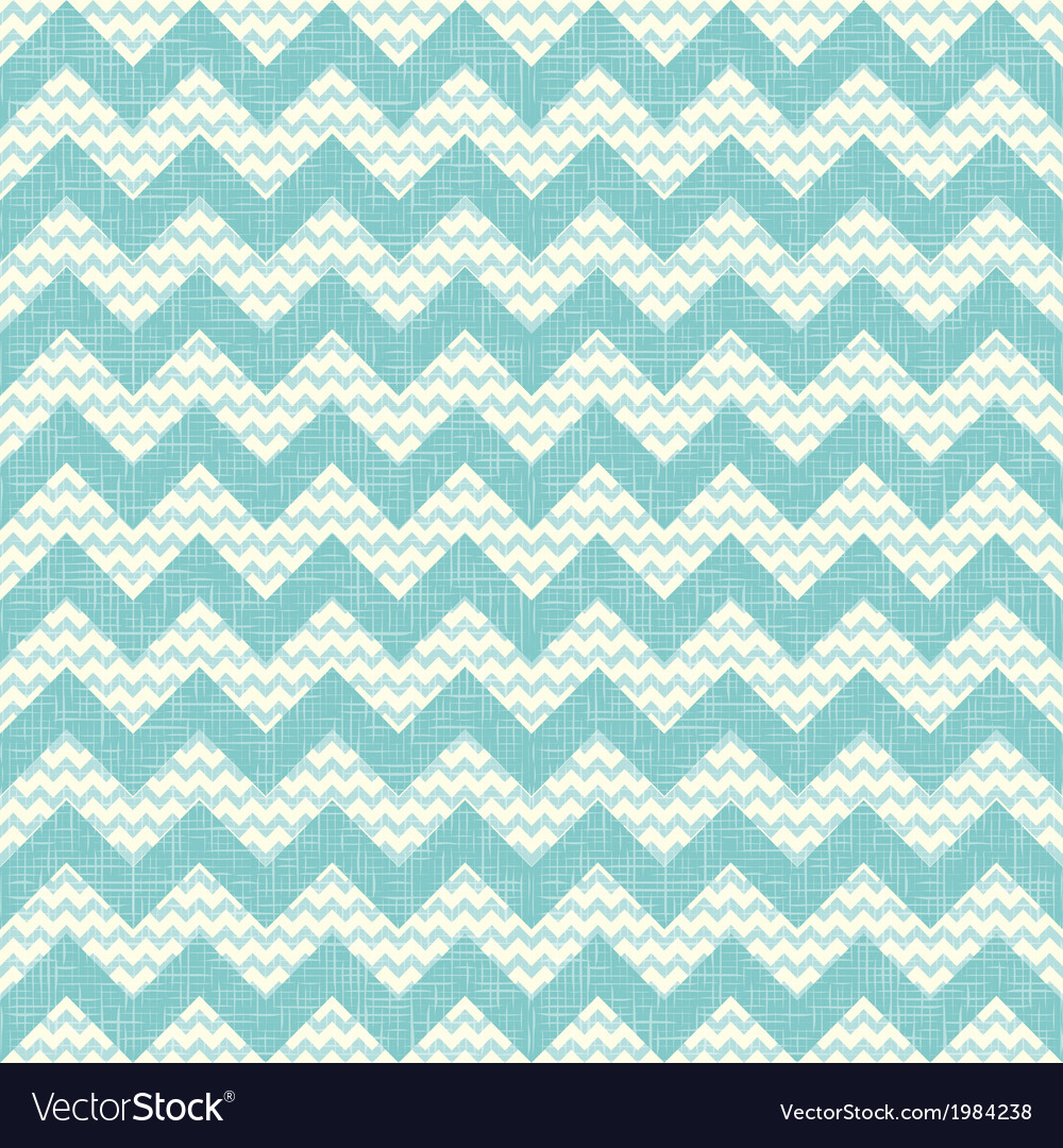 Seamless geometric zig zag chevron pattern vector | Price: 1 Credit (USD $1)