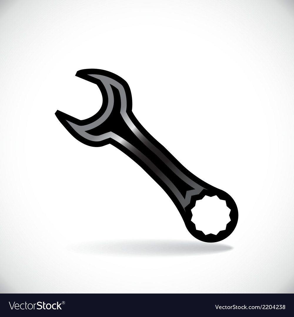 Spanner vector | Price: 1 Credit (USD $1)