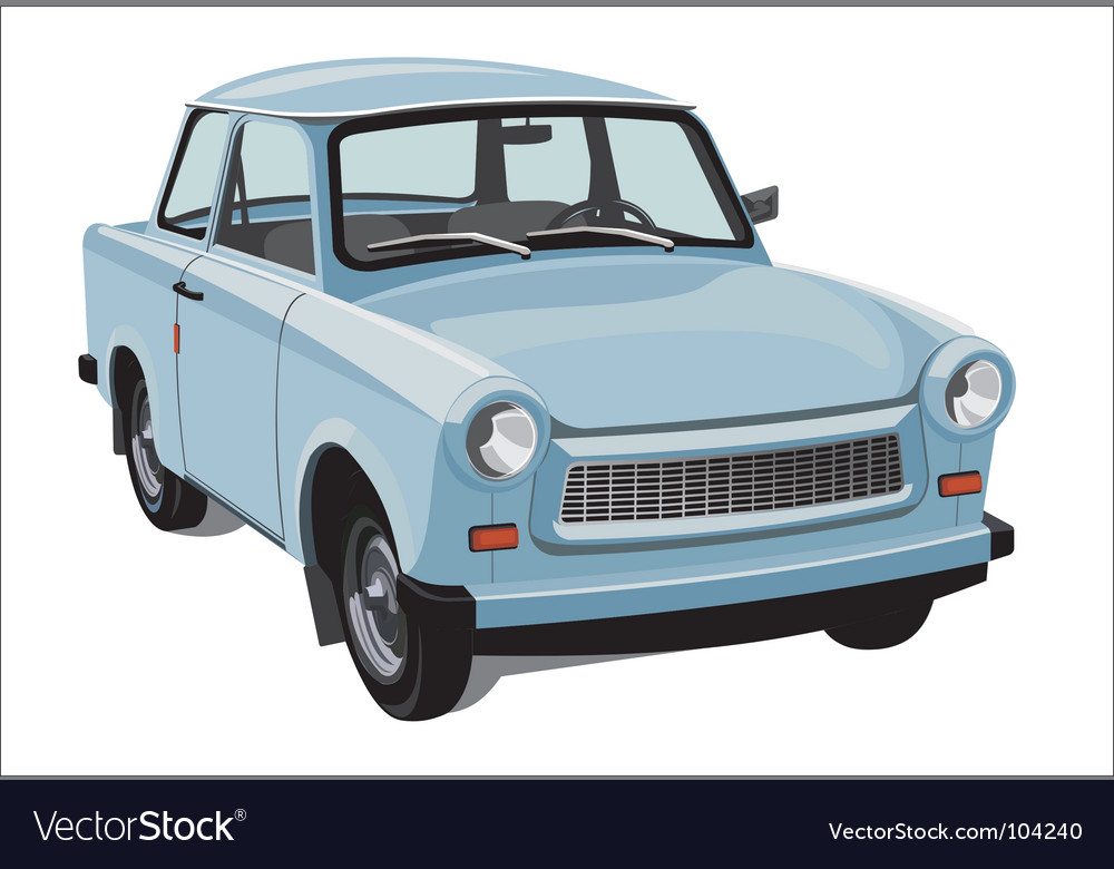Classic car vector | Price: 3 Credit (USD $3)