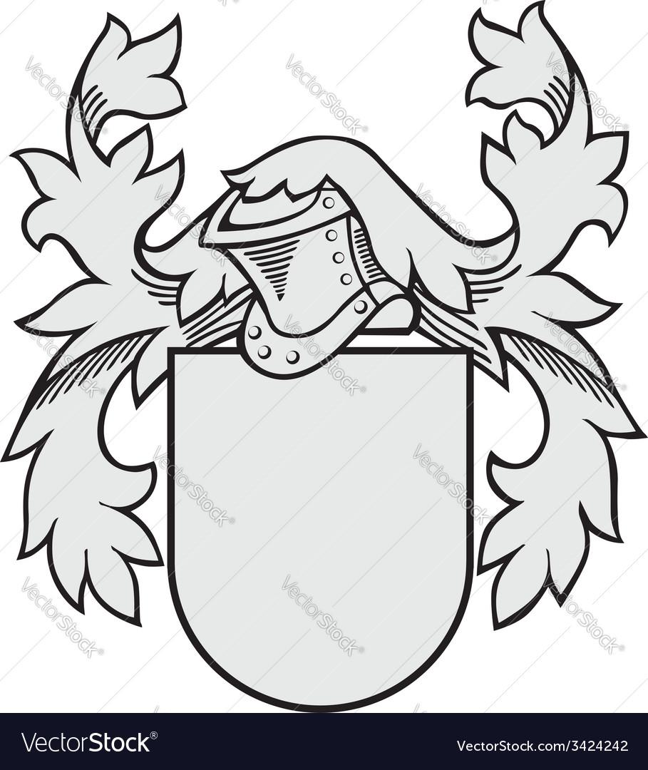 Aristocratic emblem no31 vector | Price: 1 Credit (USD $1)