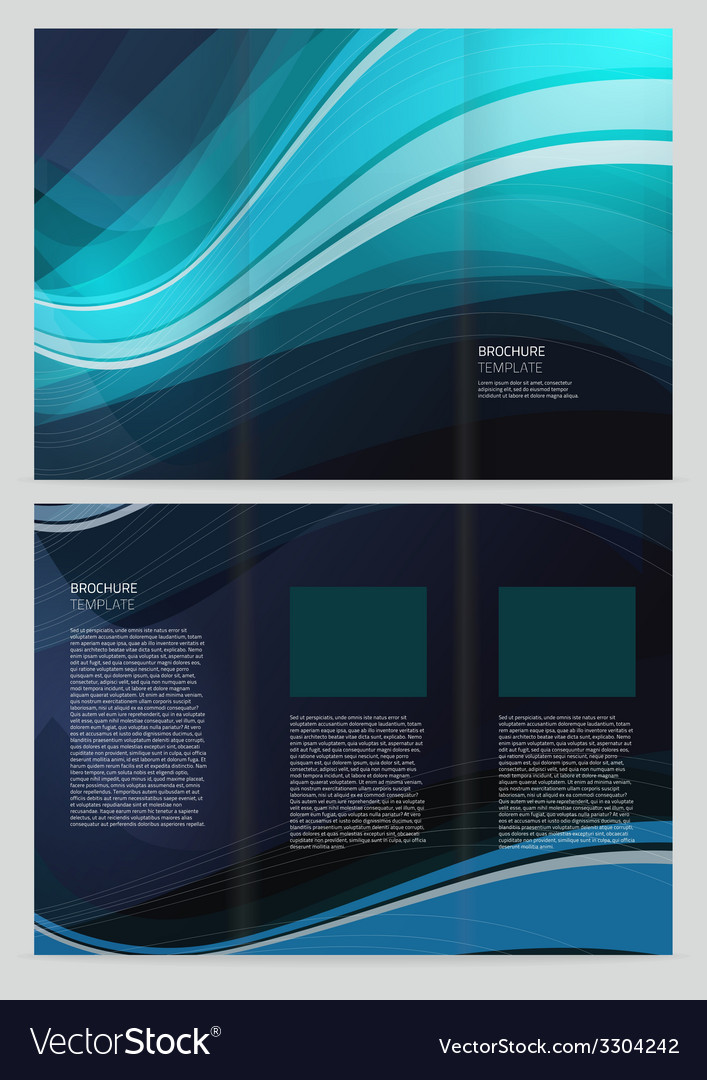 Brochure template vector | Price: 1 Credit (USD $1)