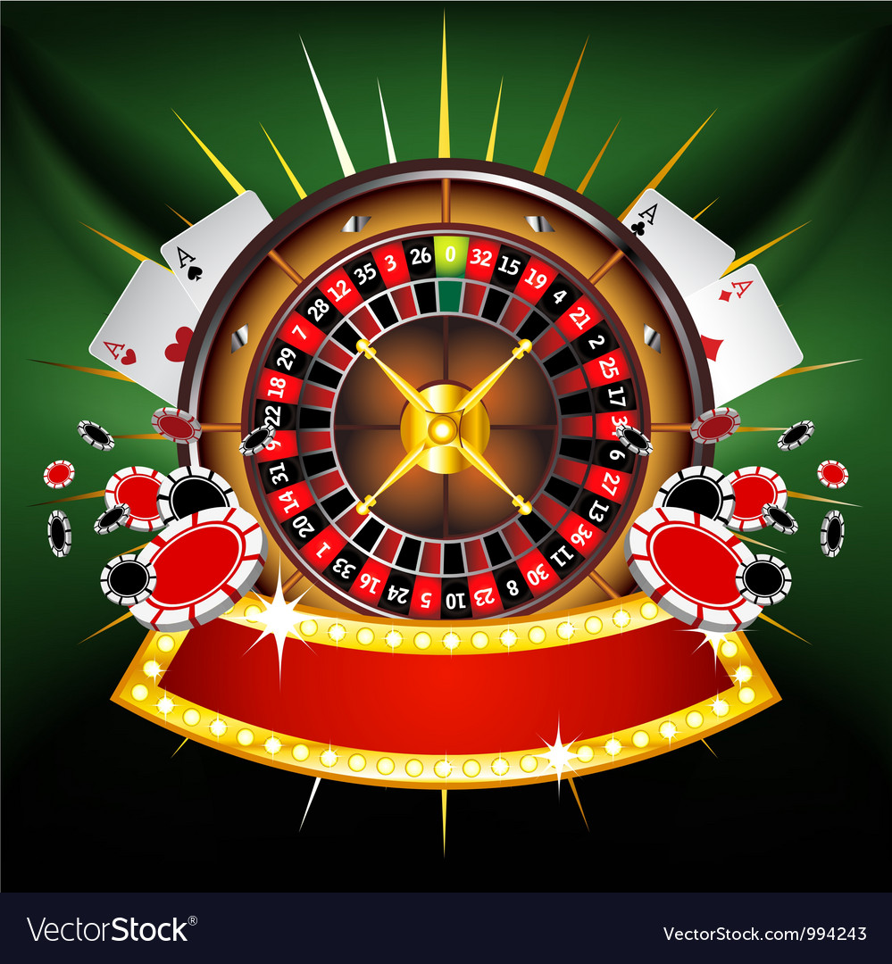 Casino composition vector | Price: 3 Credit (USD $3)