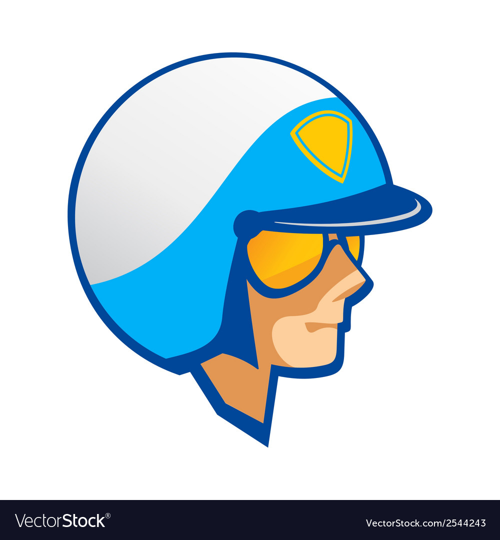 Policeman sign vector | Price: 1 Credit (USD $1)