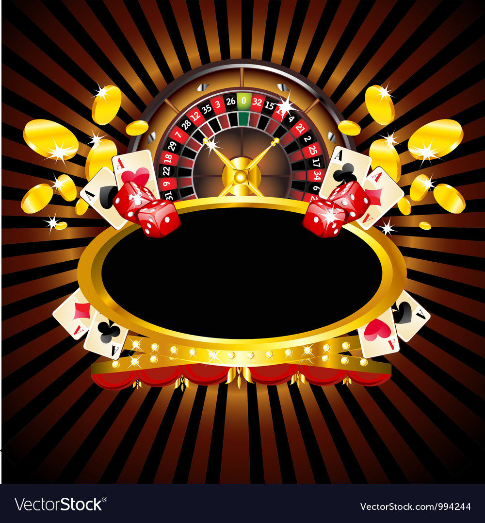 Casino vector | Price: 5 Credit (USD $5)