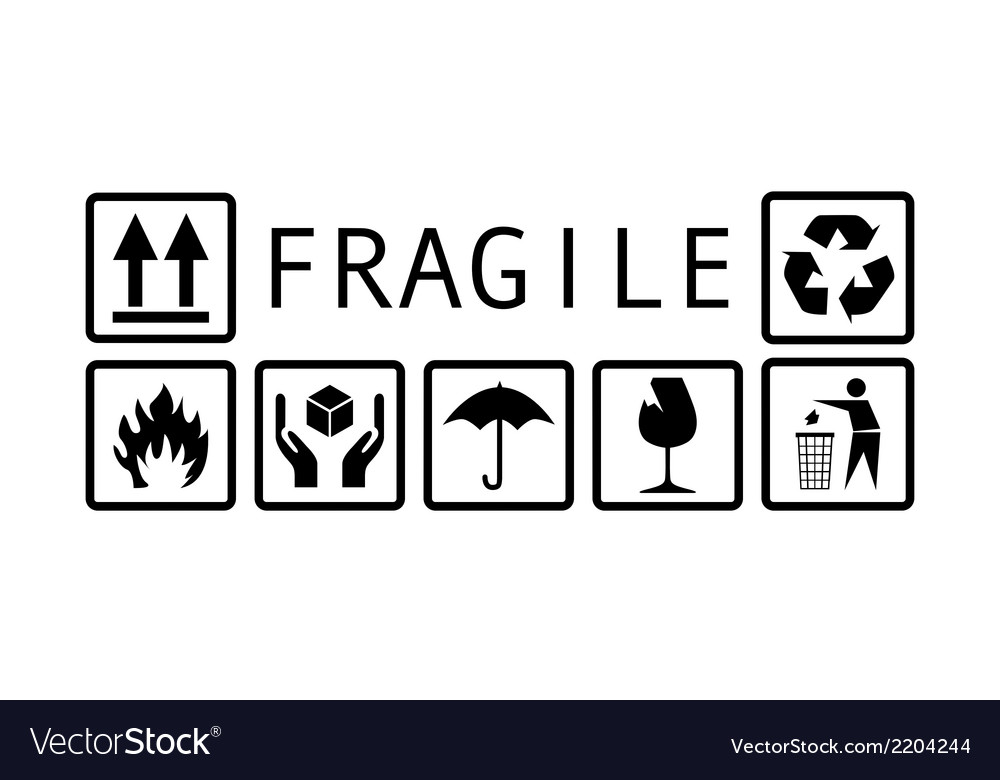 Fragilesymbolsxx vector | Price: 1 Credit (USD $1)