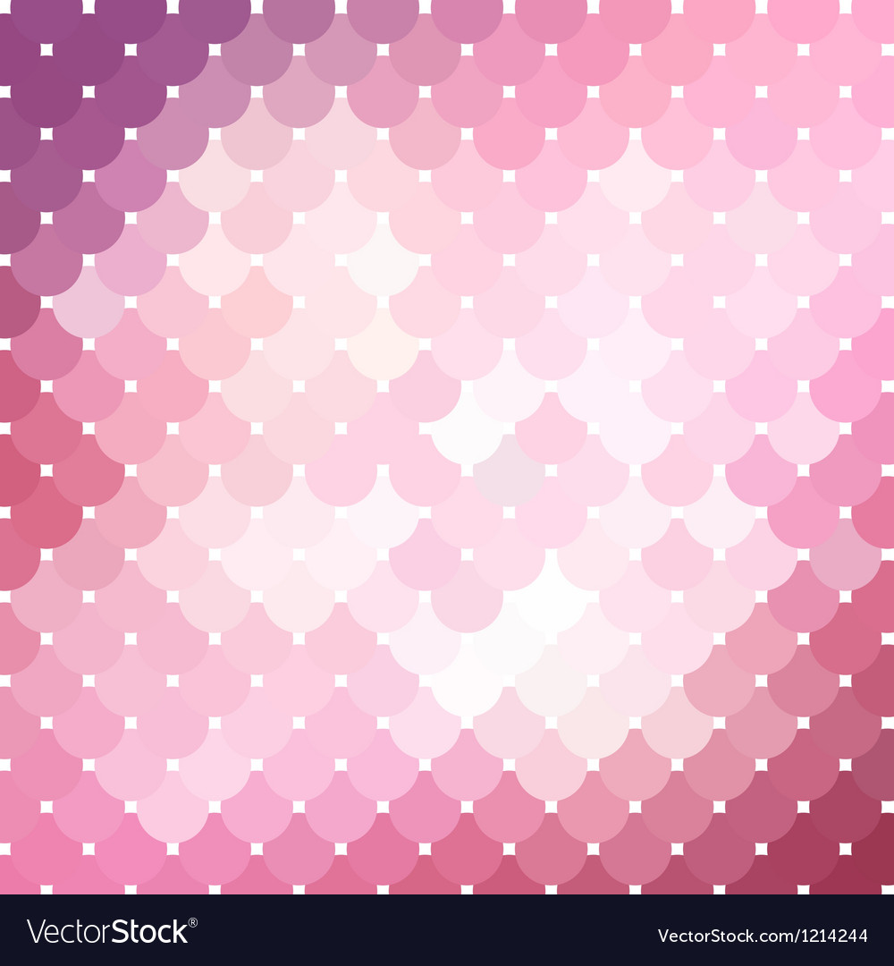 Pink mosaic background 2 vector | Price: 1 Credit (USD $1)