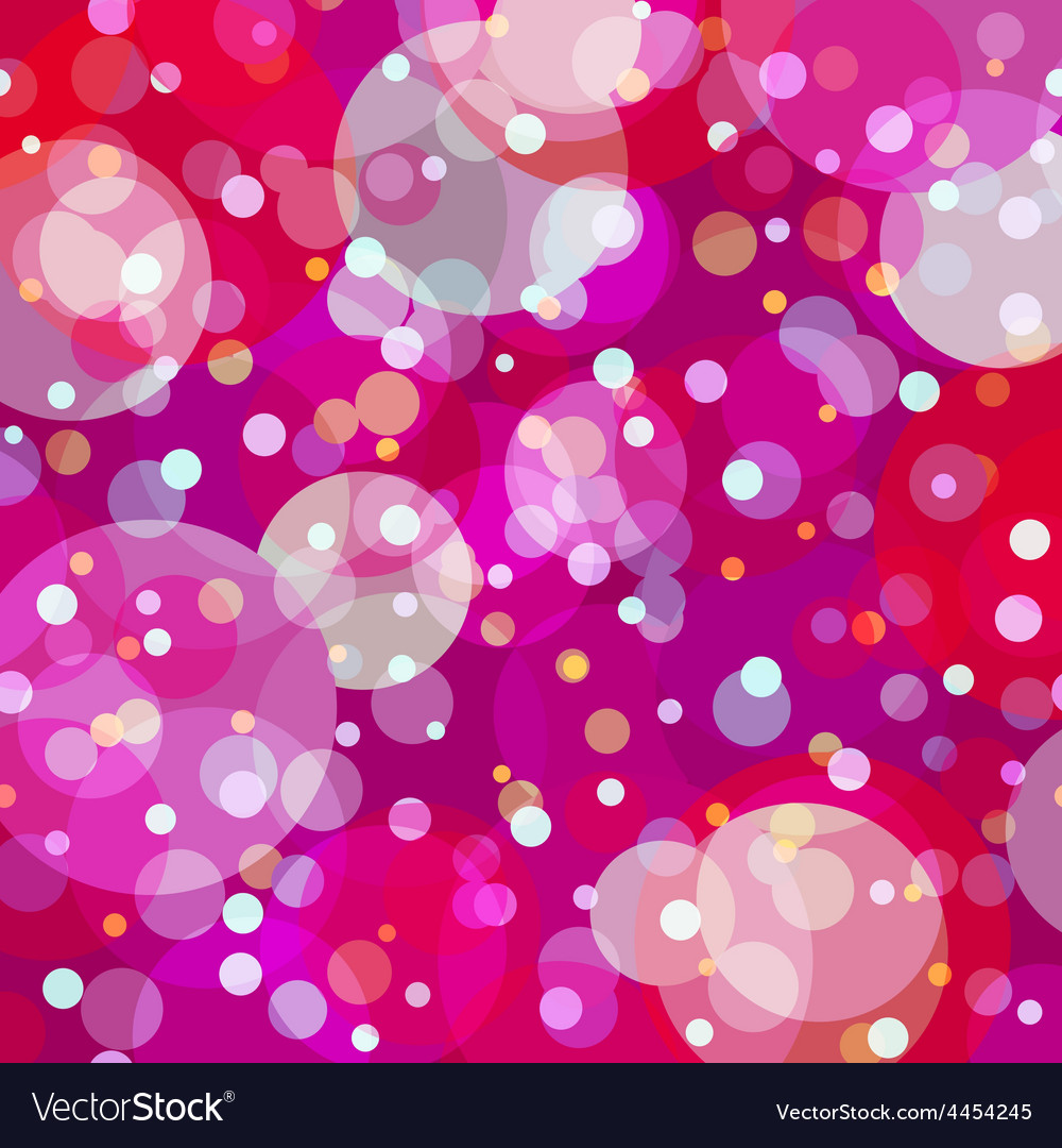 Bubbly fun background vector | Price: 1 Credit (USD $1)