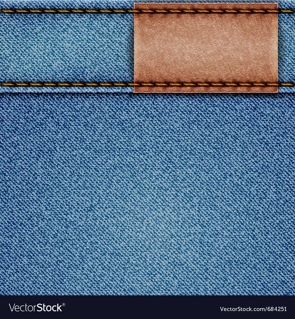Denim texture vector | Price: 1 Credit (USD $1)