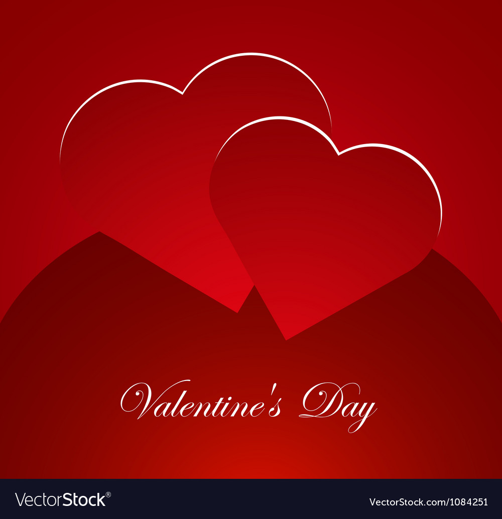 Valentines day vector | Price:  Credit (USD $)