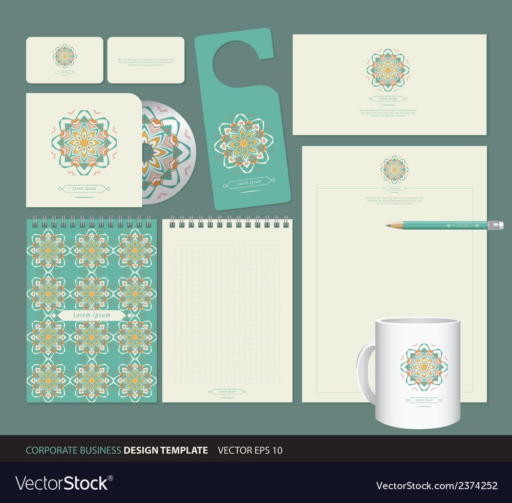 Identity design vector | Price: 1 Credit (USD $1)