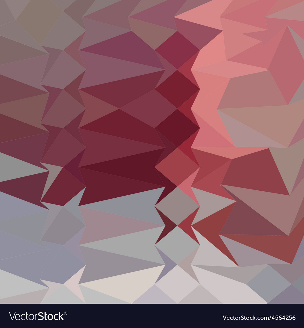 Imperial purple abstract low polygon background vector | Price: 1 Credit (USD $1)