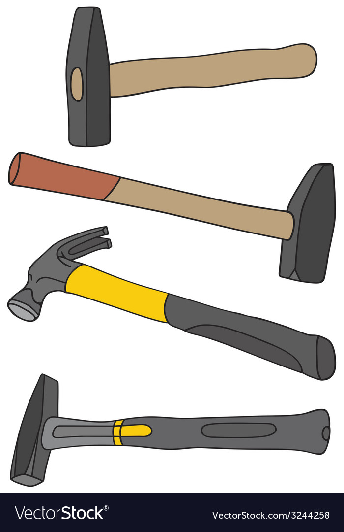 Hammer vector | Price: 1 Credit (USD $1)