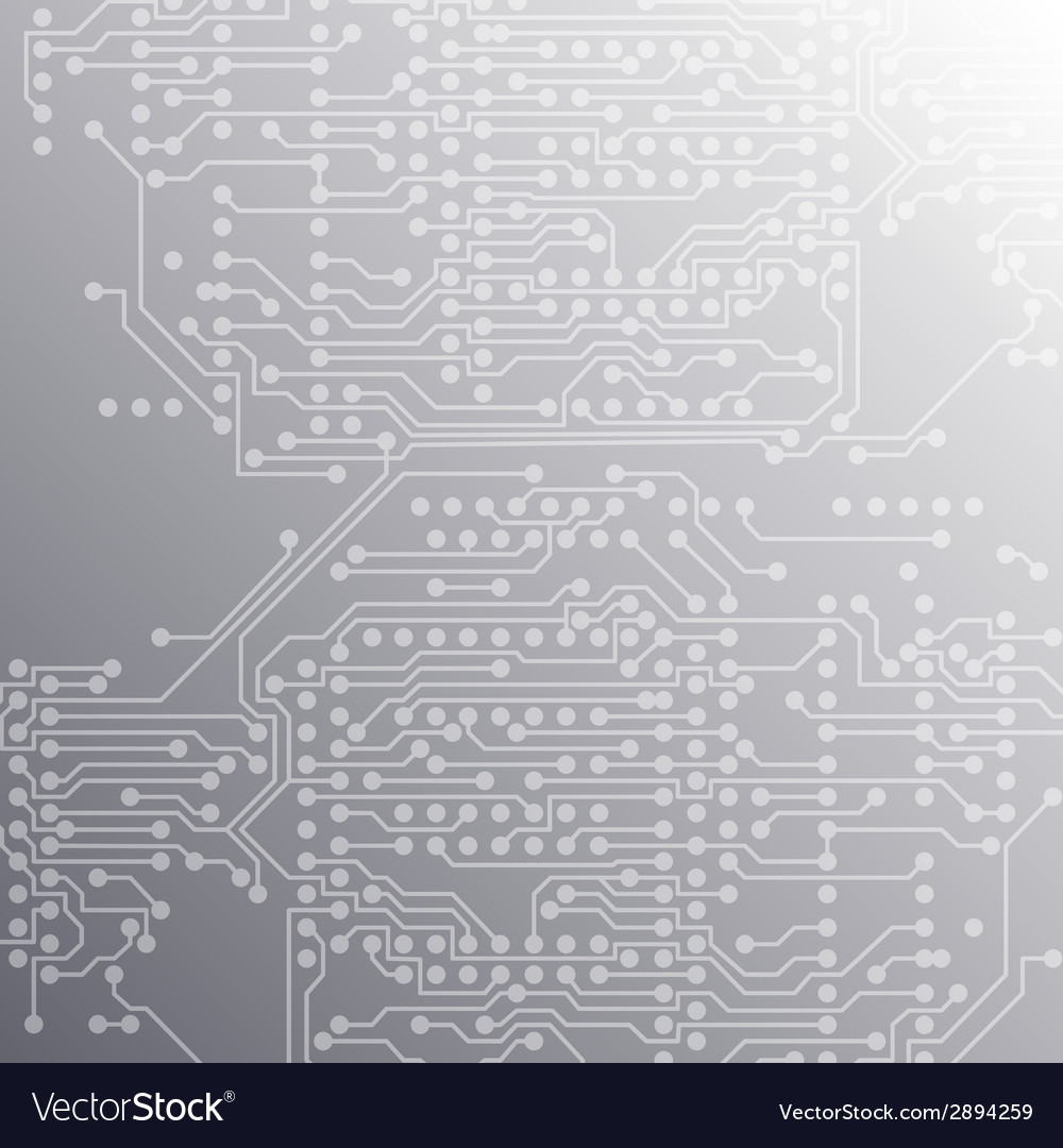 Microchip background electronic circuit eps10 vector | Price: 1 Credit (USD $1)