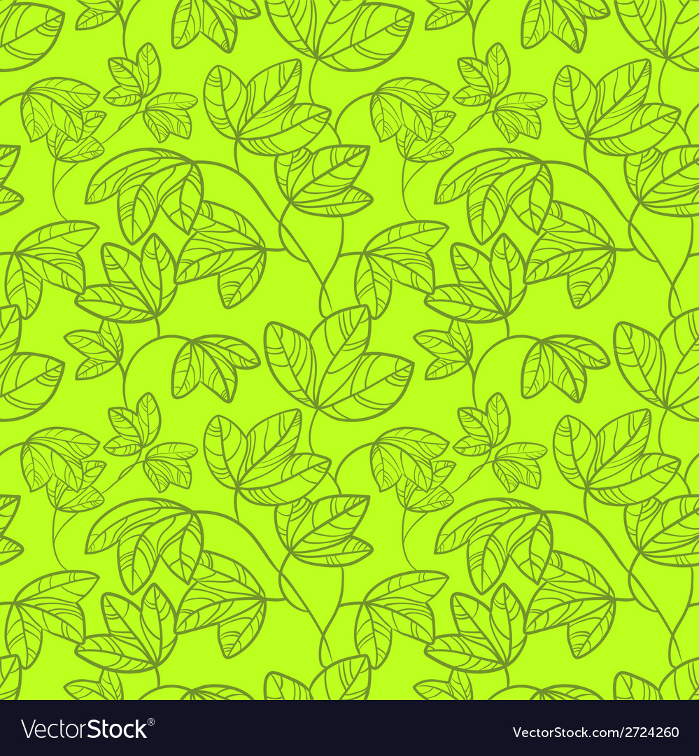 Green seamless vector | Price: 1 Credit (USD $1)