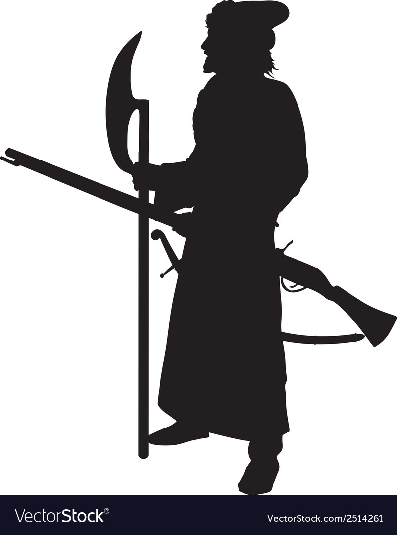Medieval shooter warriors theme vector | Price: 1 Credit (USD $1)