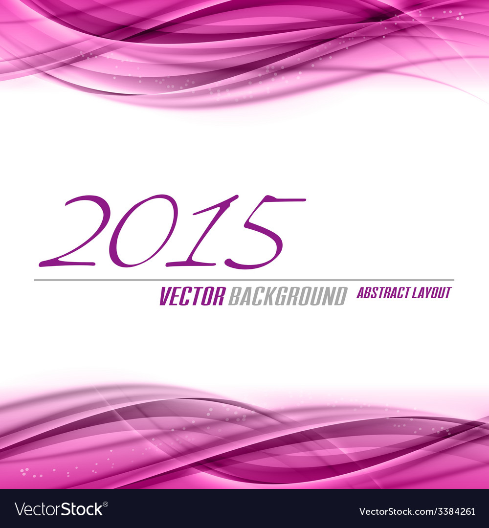 Purple background 2015 vector | Price: 1 Credit (USD $1)