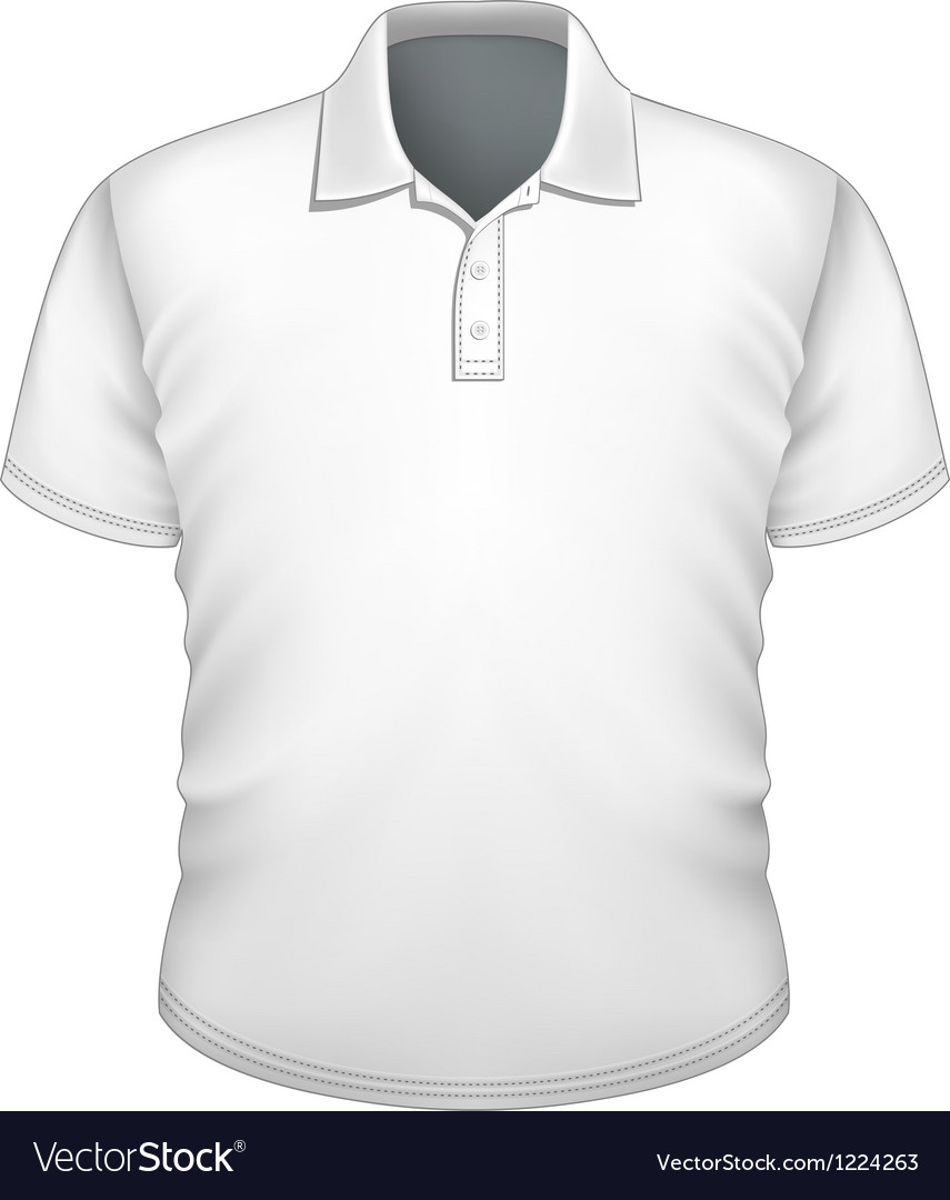 Mens polo-shirt design template vector | Price: 3 Credit (USD $3)