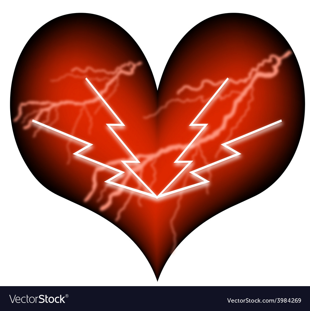 Heart attack vector | Price: 1 Credit (USD $1)