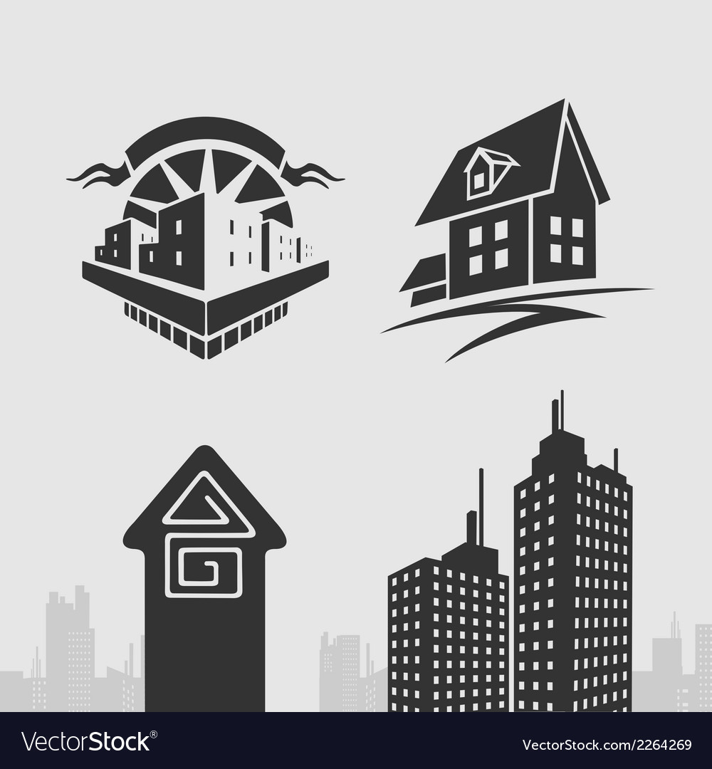 Symbol set property vector | Price: 1 Credit (USD $1)
