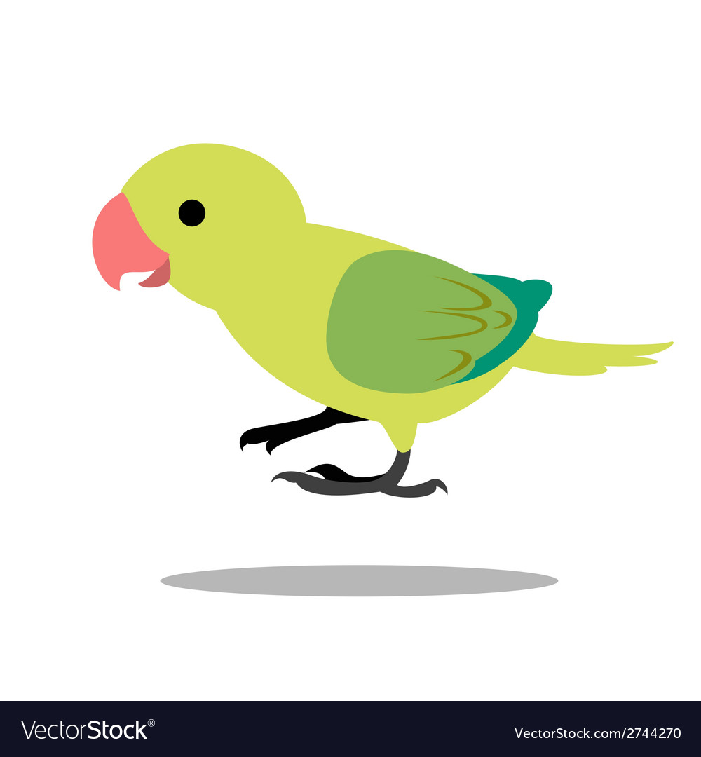 Bird vector | Price: 1 Credit (USD $1)