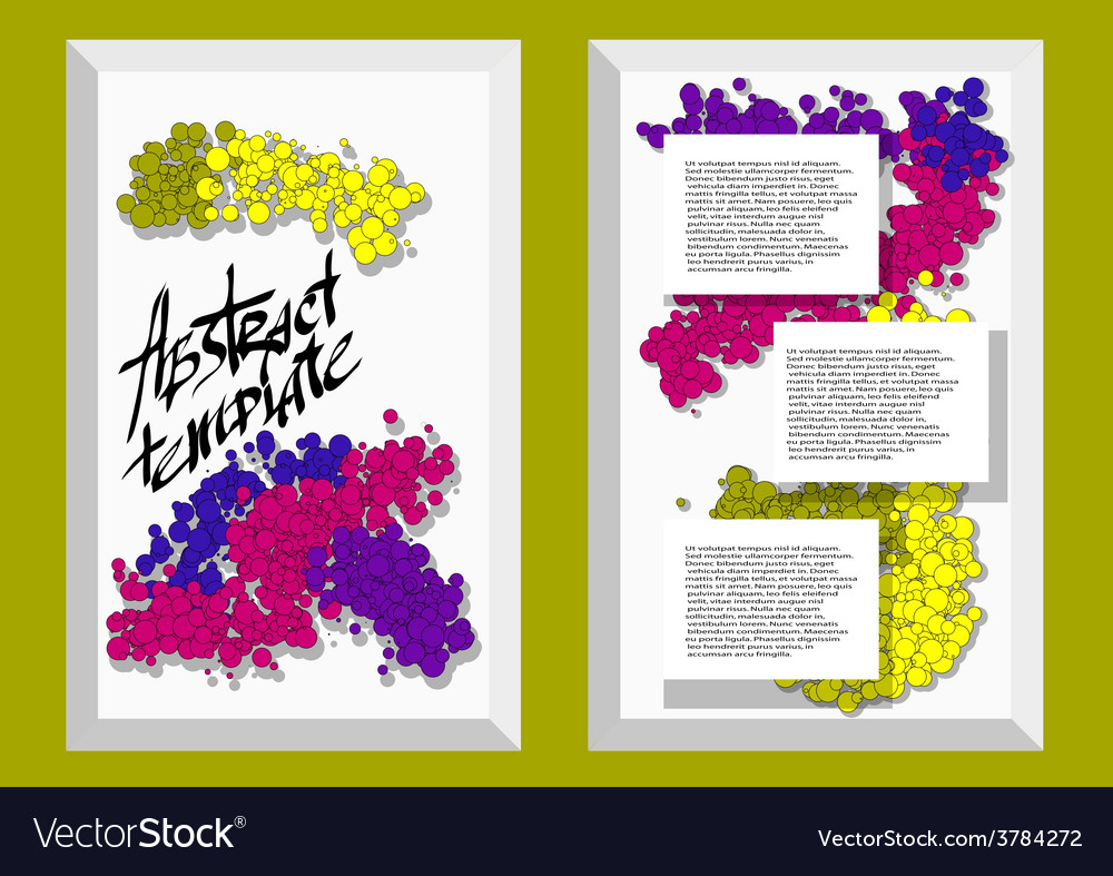 Abstract template3 vector | Price: 1 Credit (USD $1)