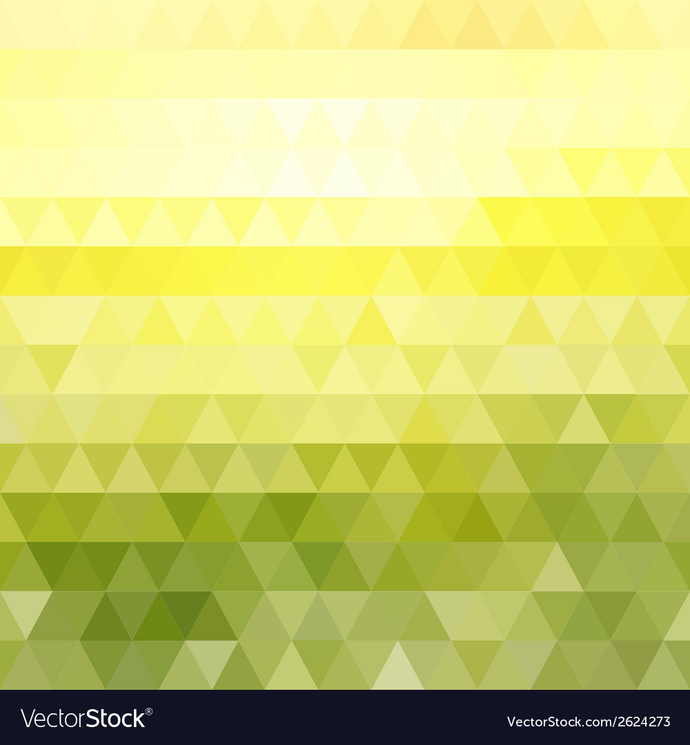 Abstract geometric triangle summer background vector | Price: 1 Credit (USD $1)