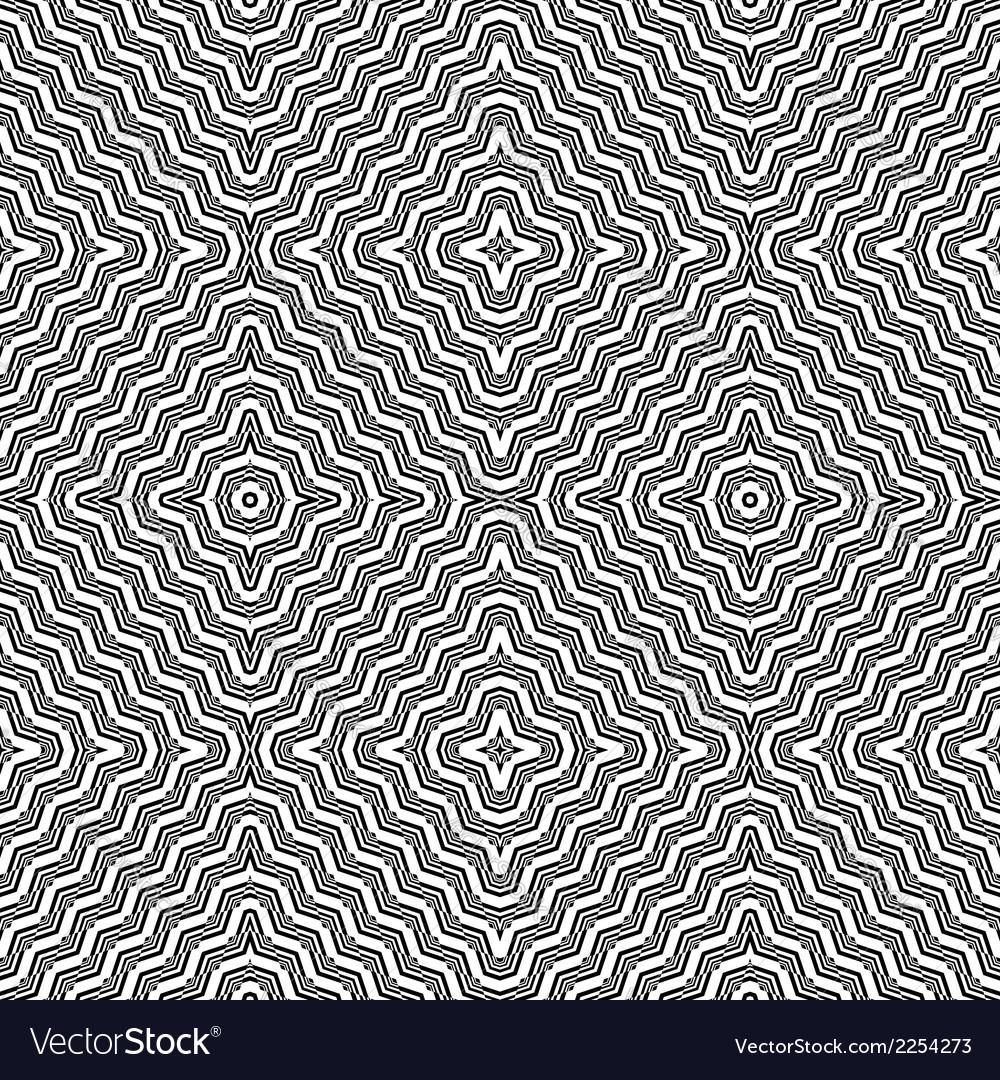 Design seamless diamond geometric diamond pattern vector | Price: 1 Credit (USD $1)