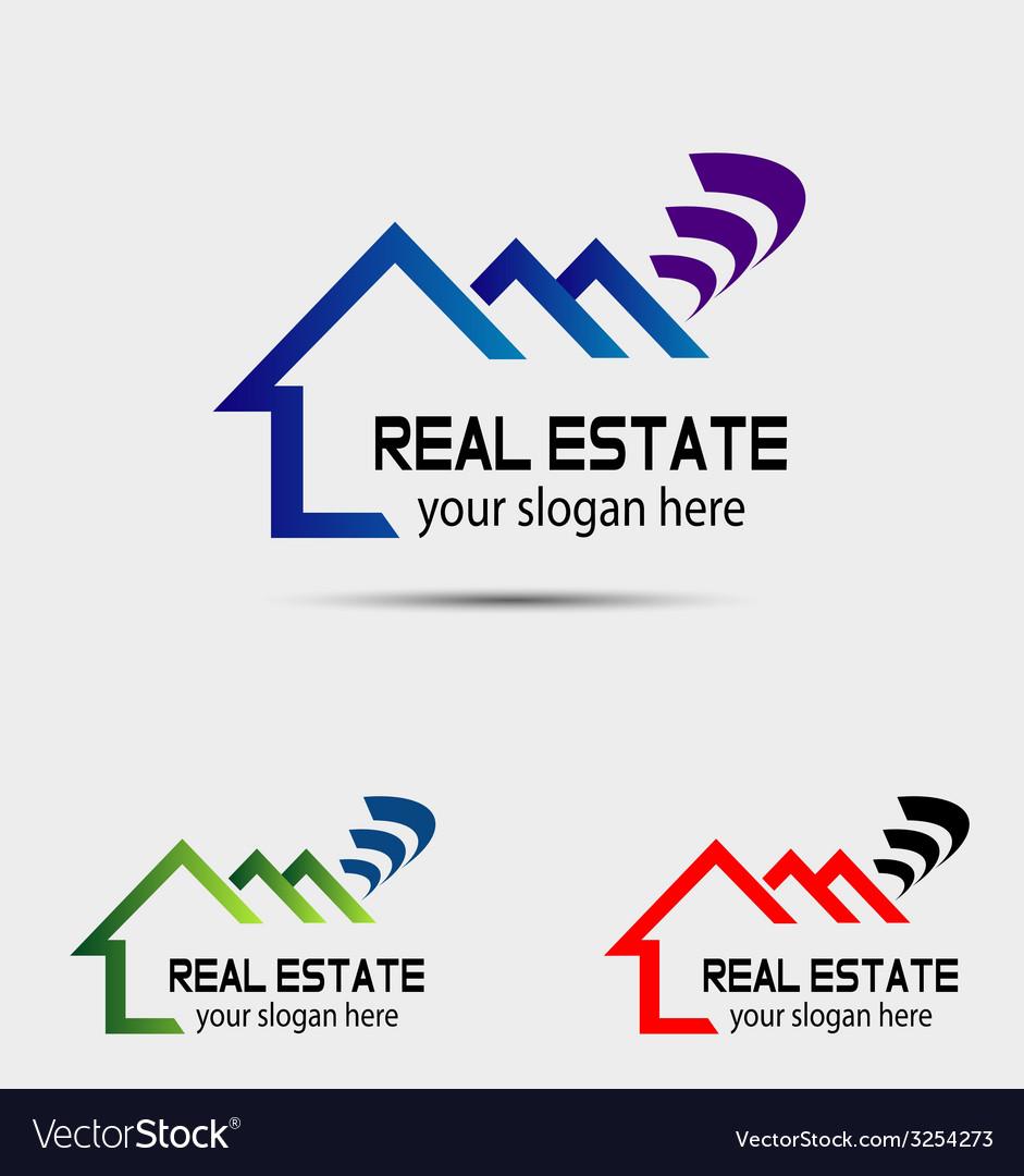 House logo vector   Price: 1 Credit (USD $1)