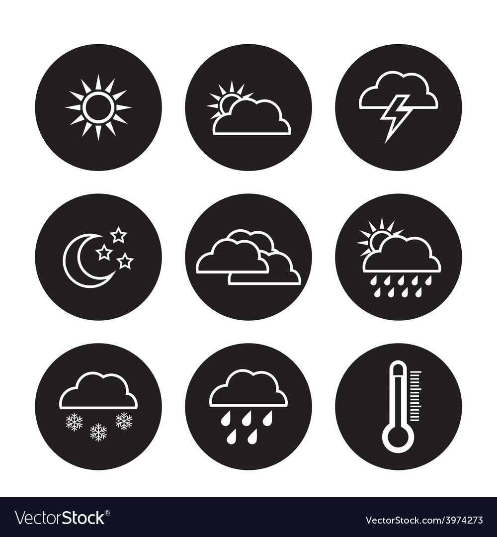 Weather concept design vector | Price: 1 Credit (USD $1)
