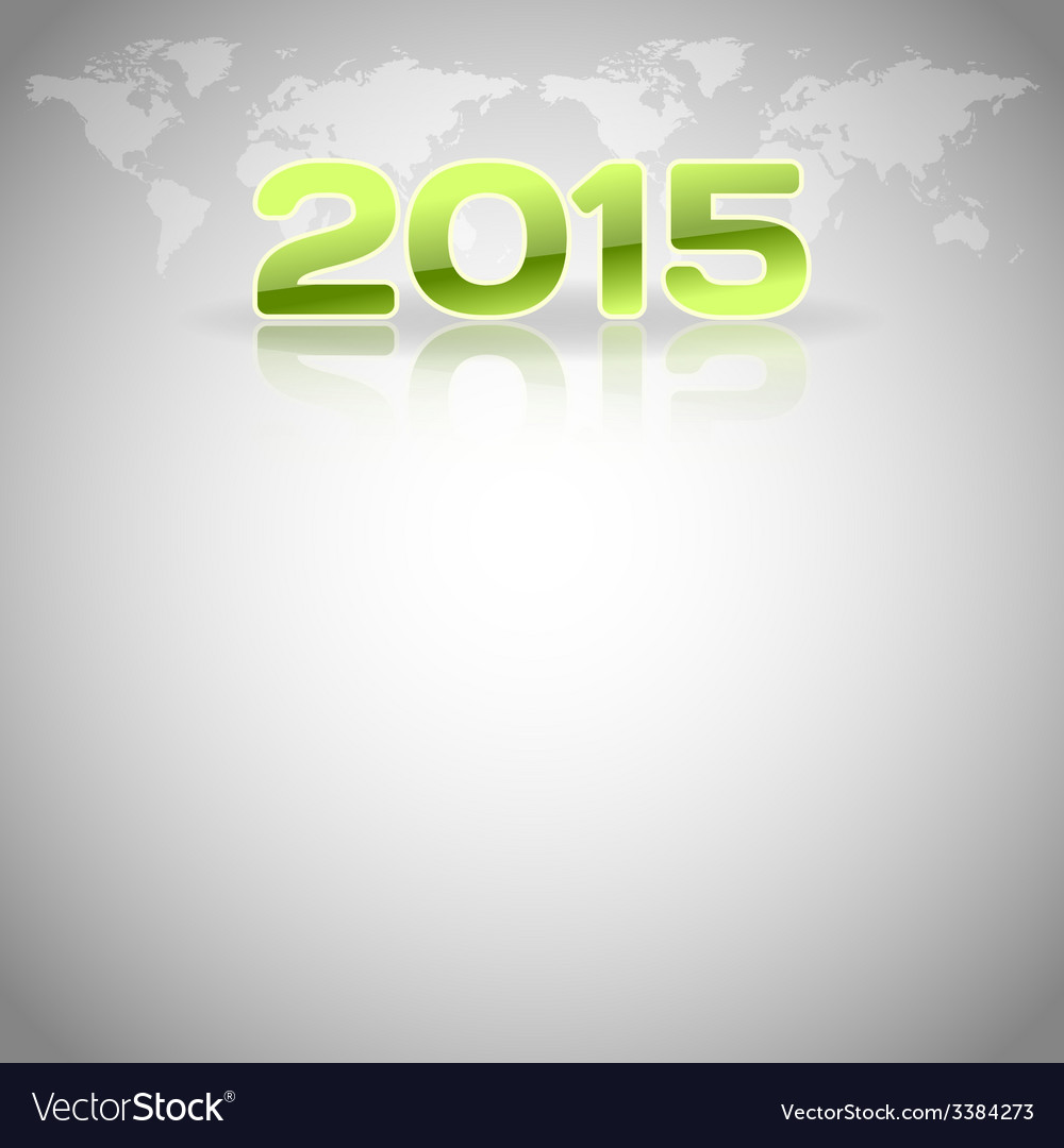 World layout 2015 vector | Price: 1 Credit (USD $1)